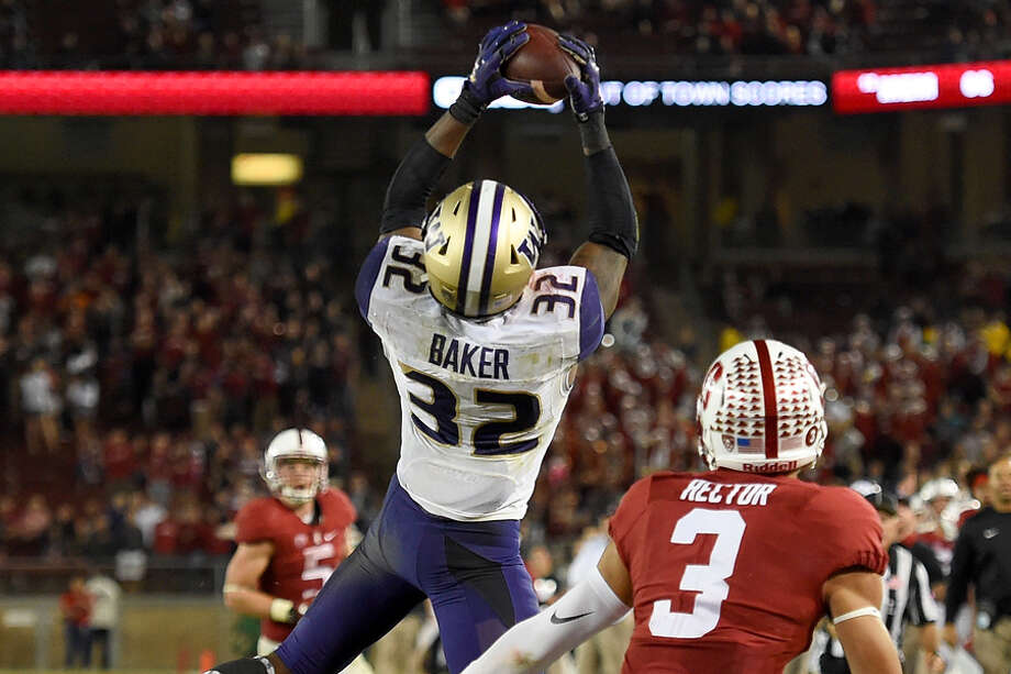 According to Jim Moore, the hype surrounding the Washington Huskies this year might reming Dawgs' fans of the program's glory days... Photo: Thearon W. Henderson/Getty Images