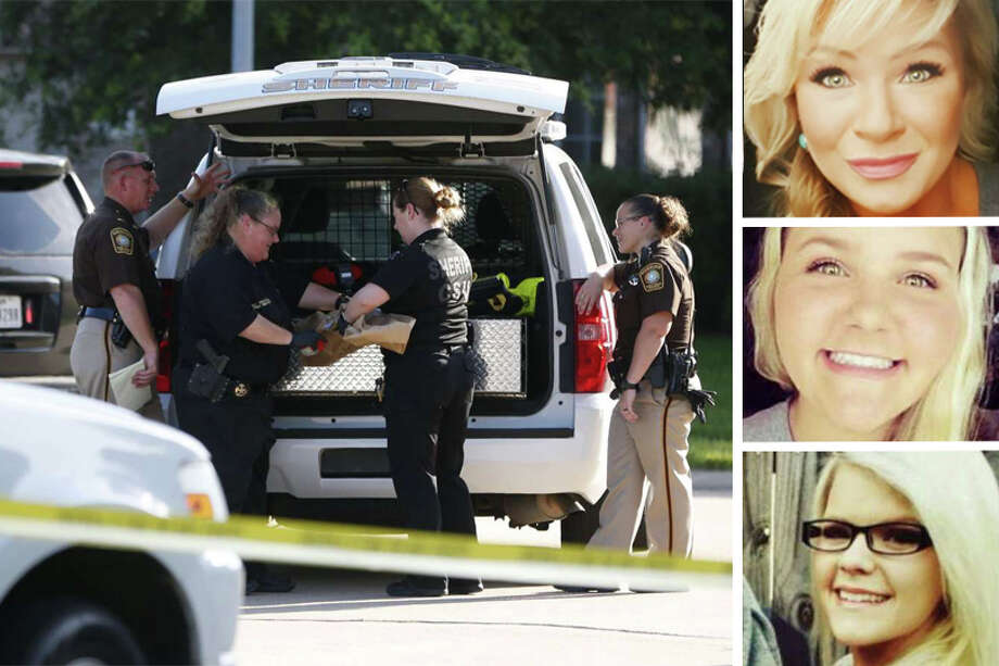Christy Sheats, 42, shot and killed her two daughters on Friday, June 24, 2016, according to police. The daughters, 17-year-old Madison Sheats and 22-year-old Taylor Sheats, are pictured in this Facebook photo posted by their mother. (Source: Facebook) Photo: Karen Warren,  Houston Chronicle, Facebook