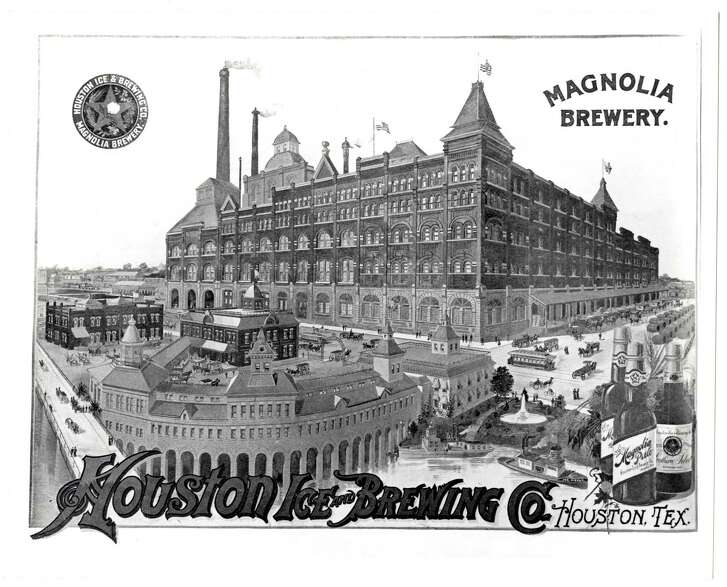 In 1912, Houston Ice & Brewing Co. hired Frantz Brogniez to be the superintendent at its Magnolia Brewery.