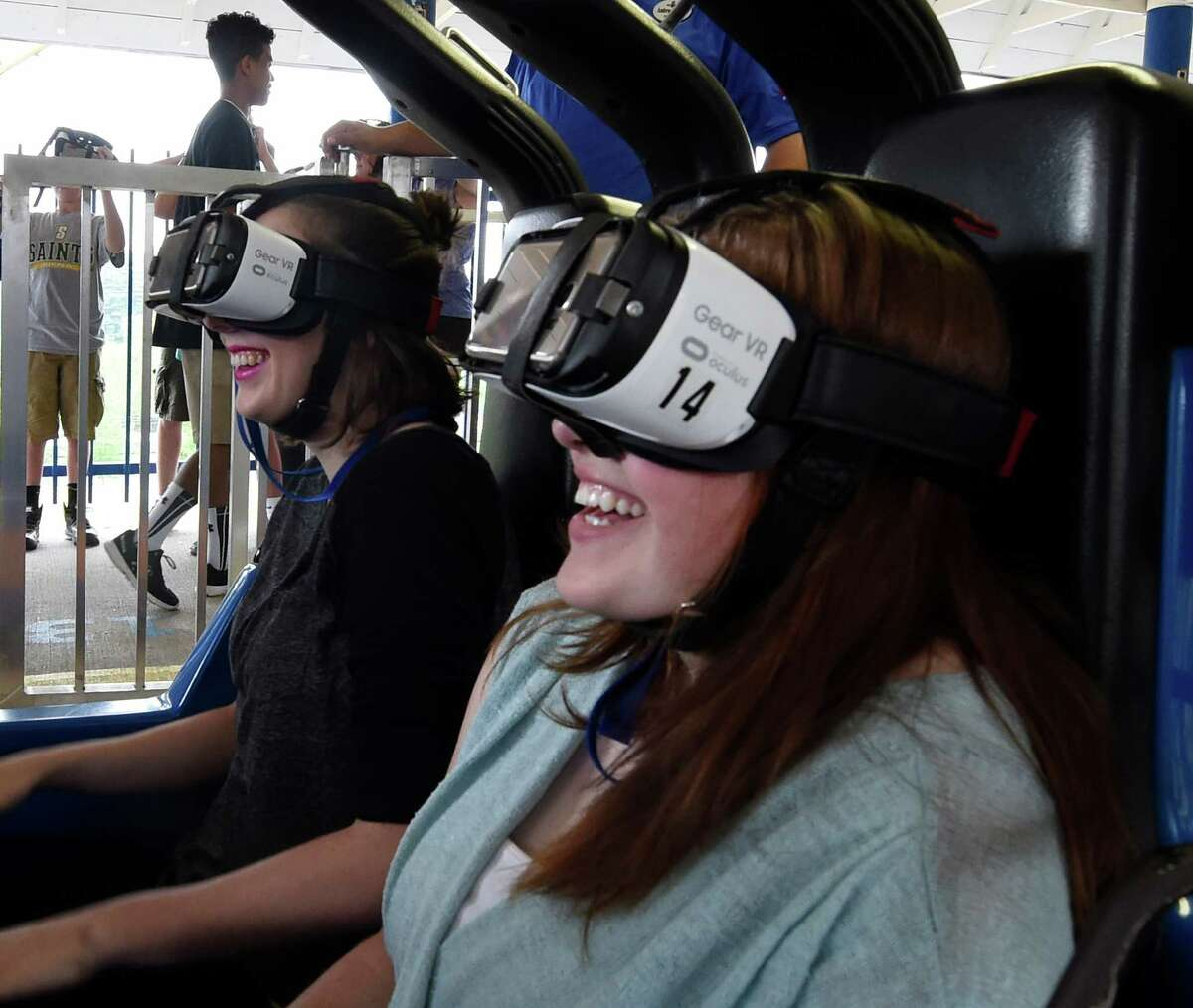 Click through for a sample of items patrons can borrow from Capital Region public libraries. Check your local library for specifics. Virtual reality goggles