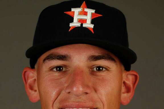 Houston Astros pitcher Joe Musgrove at the Astros spring training in Kissimmee, Florida, Wednesday, Feb. 24, 2016.( Karen Warren / Houston Chronicle )