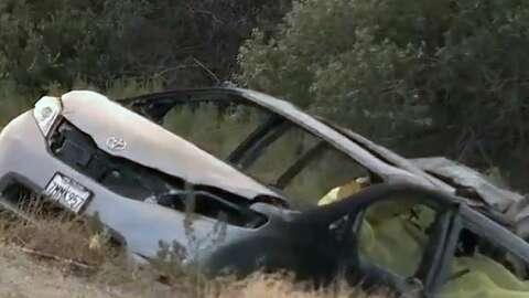 2 Mothers 4 Children Die In Fiery California Van Crash As Dad Tries