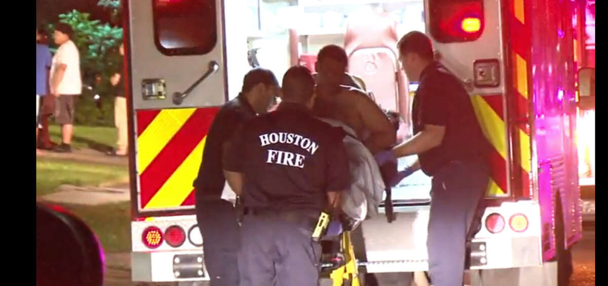 Homeowner fires gunshot at nude trespasser in backyard in