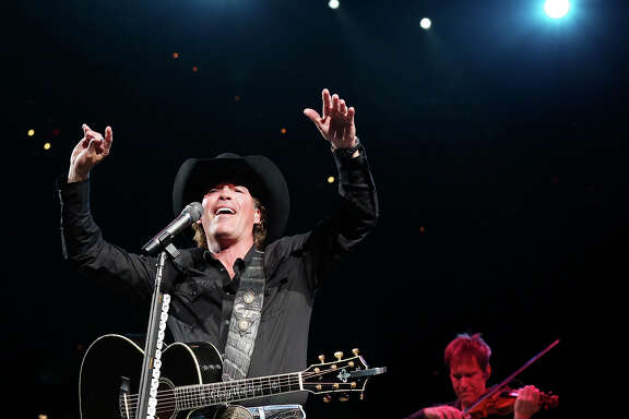 """Clay Walker performs during the San Antonio Stock Show & Rodeo in 2013. He excited about his new single """"Right Now."""""""