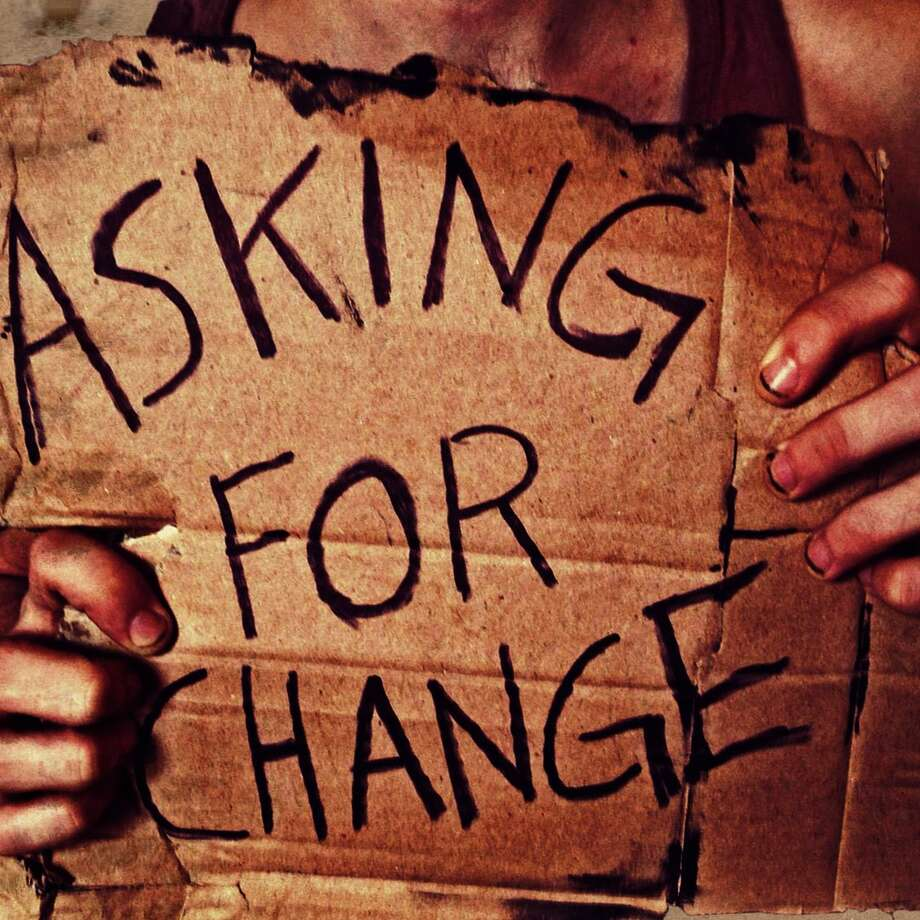 """Jump-Start Performance Co. is presenting """"Asking for Change,"""" a movement-based piece exploring the issue of homelessness. Photo: Courtesy Jump-Start Performance Co."""