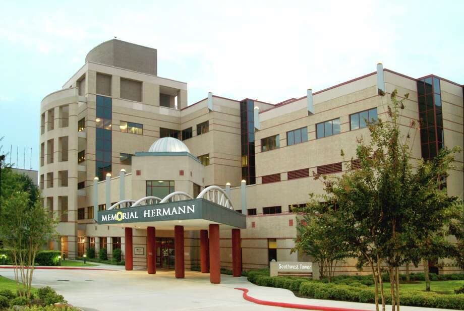Hermann Health System has purchased Memorial Hermann Northeast Hospital and will add a five-story tower to the building, as shown in this rendering. Photo: Hermann Health System