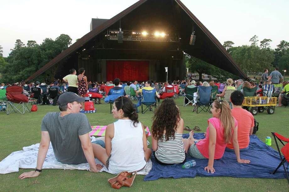 Houston Young Artist's Concert takes the stage Thursday at Miller Outdoor Theatre. Photo: Gary Fountain, Freelance / Copyright 2015 by Gary Fountain