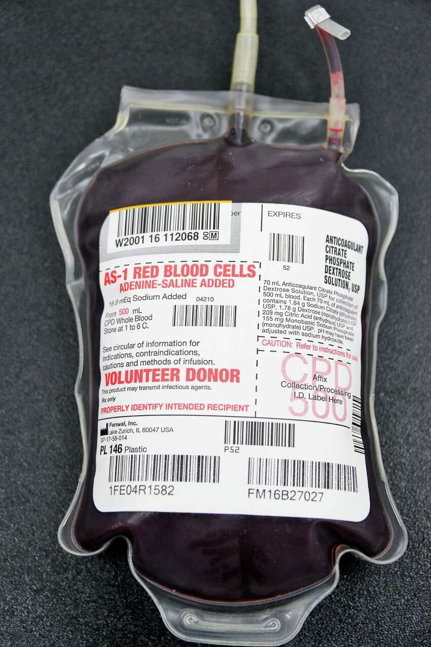 Blood donations are growing in demand as the coronavirus outbreak leads to blood drive closures.
