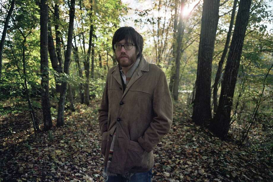 "Will Sheff takes listeners on a musical journey on his latest Okkervil River album, ""Away."" Photo: Fionn Reilly"