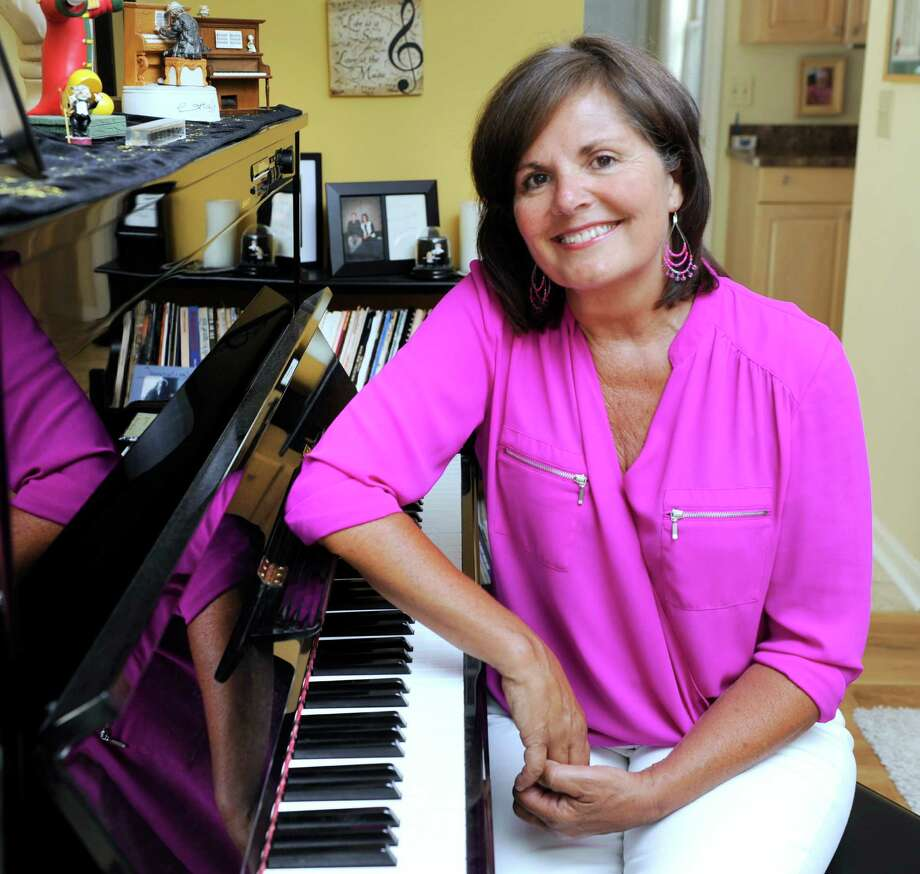 Linda Wrenn, of New Milford, is starting a music group for children, Hearts in Harmony Jr. Photo: Carol Kaliff / Hearst Connecticut Media / The News-Times