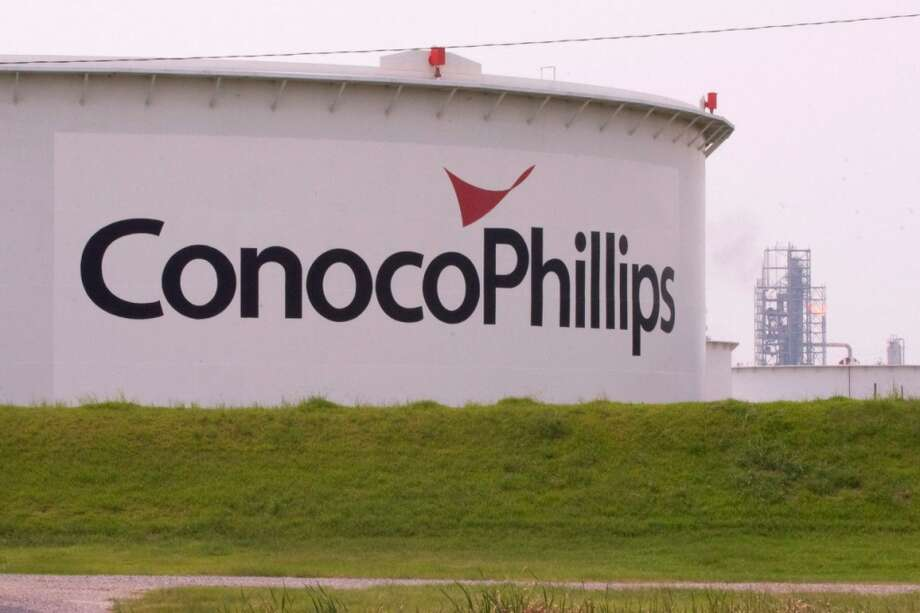 ConocoPhillips buys Burlington Resources for $35.6 billion. Photo: F. Carter Smith, COURTESY PHOTO