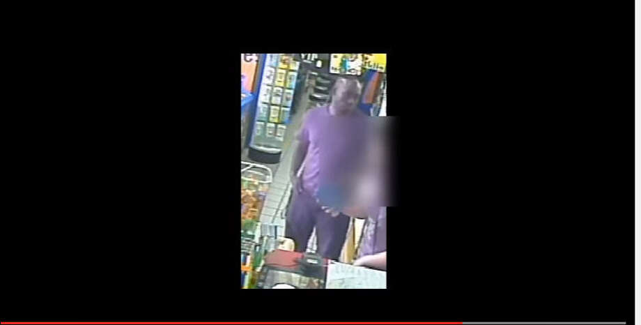 Authorities are searching for a man who allegedly sexually assaulted a woman about 12:15 p.m. May 8, 2016, at a gasoline station in the 1100 block of Almeda-Genoa in south Houston. (Crime Stoppers)