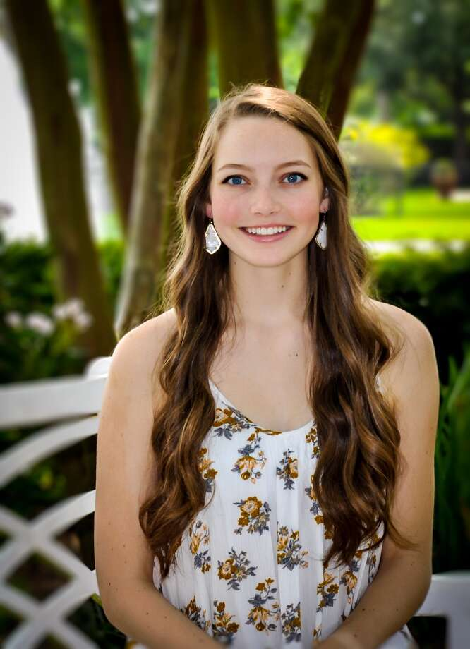 ConocoPhillips scholarship winner and Seven Lakes High School graduate Kaylee Buchanan plans to attend Texas A&M University. Photo: ConocoPhillips