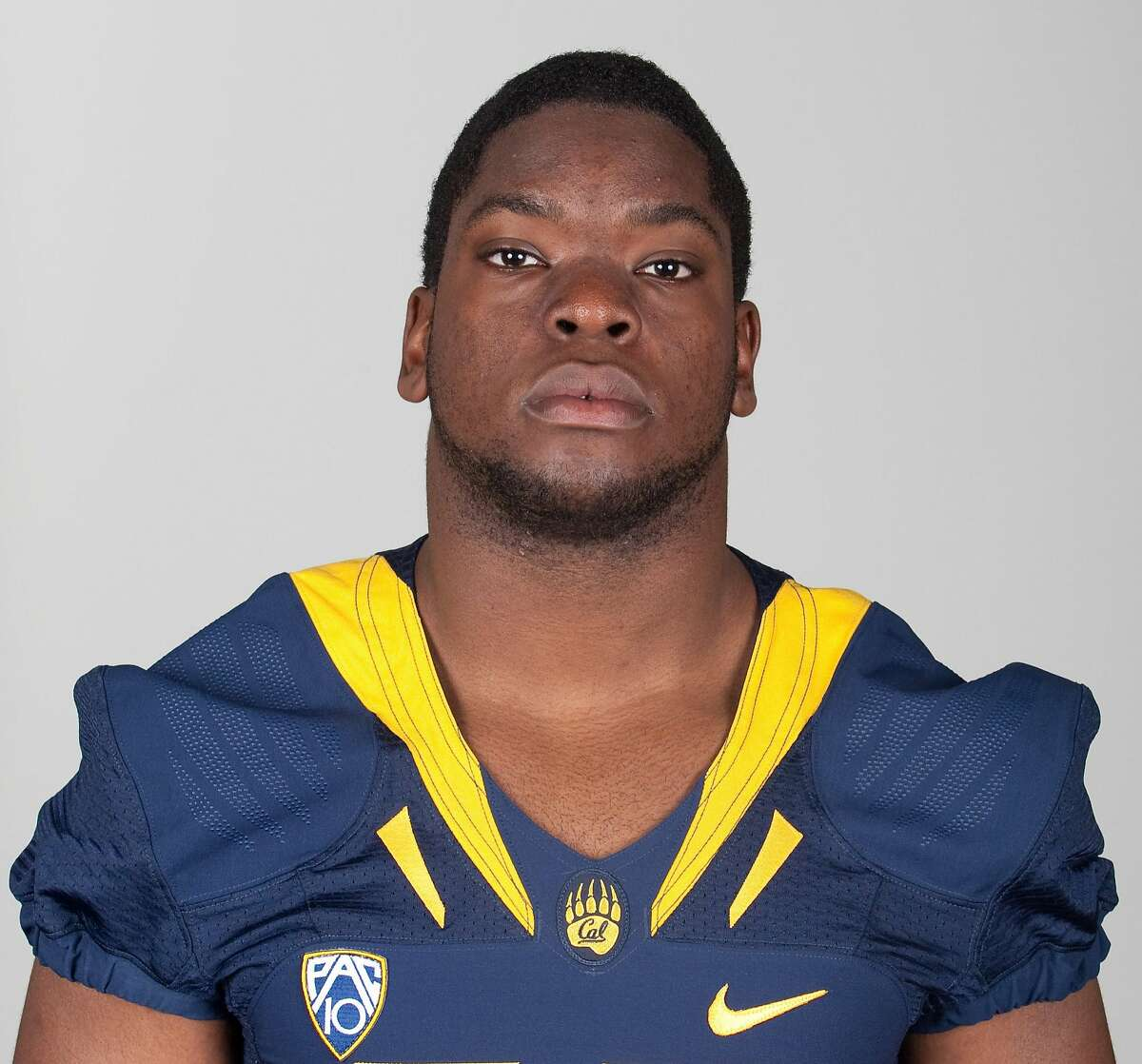BERKELEY, CA - 2011: Ted Agu of the California Golden Bears poses for a portrait circa 2011 in Berkeley, California. (Photo by California/Collegiate Images/Getty Images)