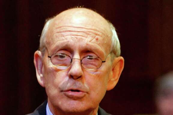 Supreme Court Justice Stephen Breyer sided with the court's conservative bloc last week on a case that redefines illegal search and seizure.
