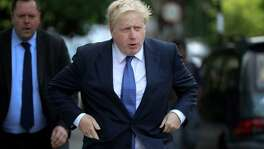 One of the Brexit snake oil salesmen is former London Mayor Boris Johnson, who is now backtracking somewhat, counseling a go-slow approach in divorcing Britain from the European Union. U.S. voters should pay attention when it comes to presumptive GOP presidential nominee Donald Trump.