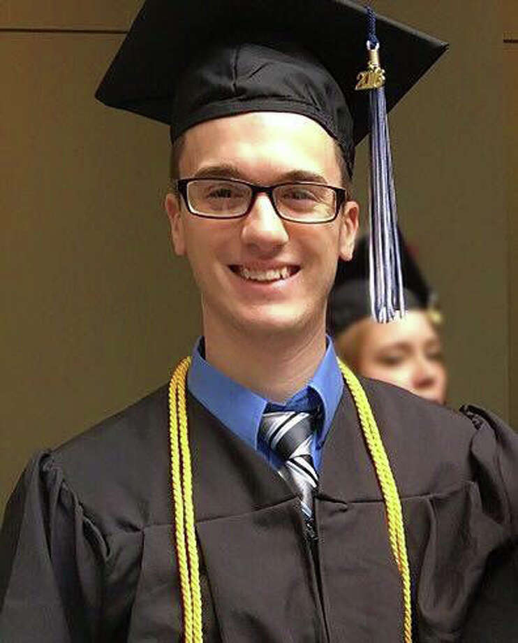 Michael Vita of New Milford has graduated from Central Connecticut State University. Photo: Contributed Photo / Contributed Photo / The News-Times Contributed