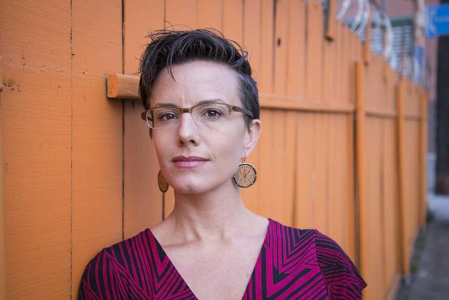 Journalist and playwright Sarah Shourd tells a true hostage tale. Photo: Carla Hern�ndez Ram�rez, Z Space