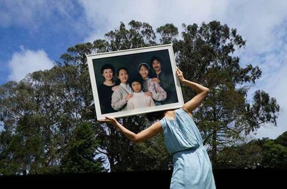 """Marina Fukushima performs in """"Family Seasons."""" Photo: Courtesy Marina Fukushima"""