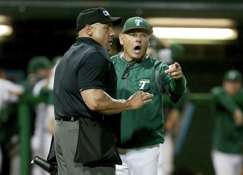 David Pierce has spent the last two years as head coach at Tulane after three seasons at Sam Houston State and a nine-year stint as a Rice assistant. Photo: Michael DeMocker, MBR / NOLA.com The Times-Picayune