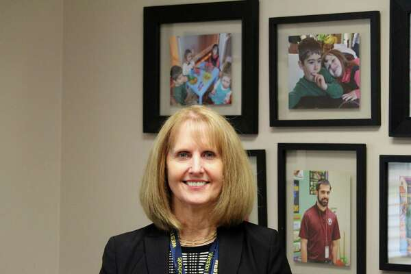 Colleen Palmer is ready to take over as Westport's superintendent of schools Friday.
