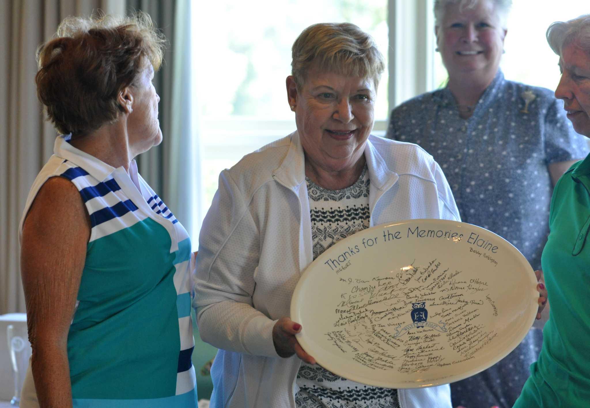 Photos Thanks For Wolferts Tournament Chairwoman