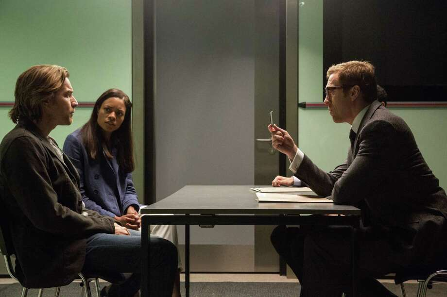 "Ewan McGregor, Naomie Harris, and Damian Lewis in ""Our Kind of Traitor."" (Jaap Buitendijk/StudioCanal) Photo: Japp Buitendijk/StudioCanal, HO / TNS / TNS"