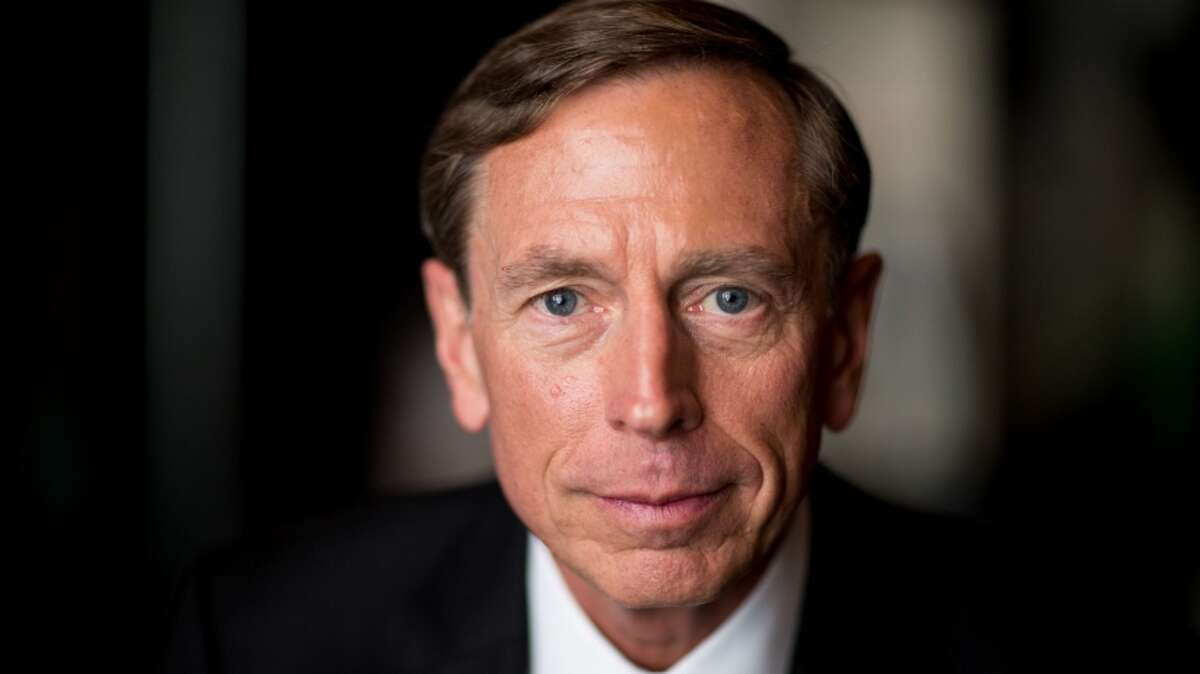 NEW YORK-- JULY 22: Former Director of the Central Intelligence Agency (DCIA) under President Barack Obama, Gen. David Petraeus.