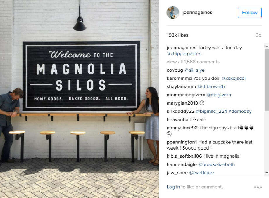 Chip and joanna gaines opened their new bakery wednesday june 29