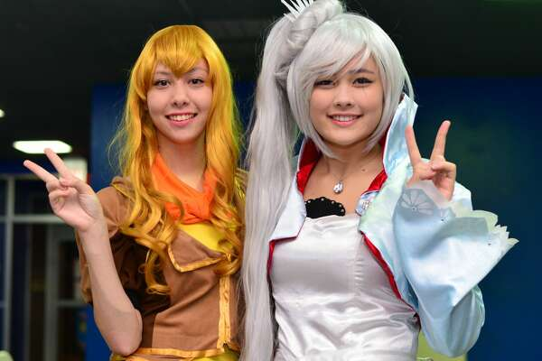 San Japan, the largest anime convention in South Texas, hosted a night of cosplay and bowling at Astro Bowl on June 29, 2016.