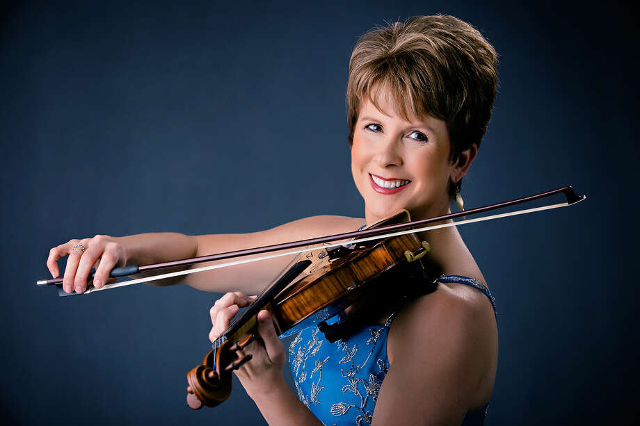 Stephanie Sant'Ambrogio is celebrating the 20th anniversary of the Cactus Pear Music Festival, the summer chamber music series she started while she was with the San Antonio Symphony. Photo: Courtesy Cactus Pear Music Festival / La Bella Vita Photography, Inc.