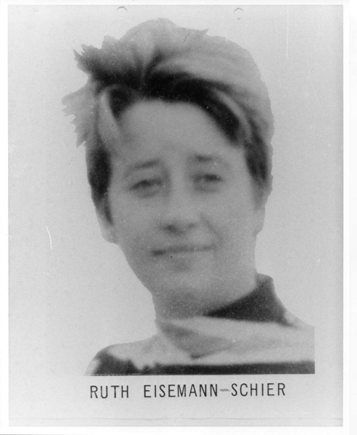 Ruth Eisemann-Schier Eisemann-Schier was the first woman put on the list on December 28, 1968. She and an accomplice kidnapped a wealthy real estate's developer's daughter and held her for ransom in Atlanta. She was apprehended March 5, 1969 in Oklahoma.