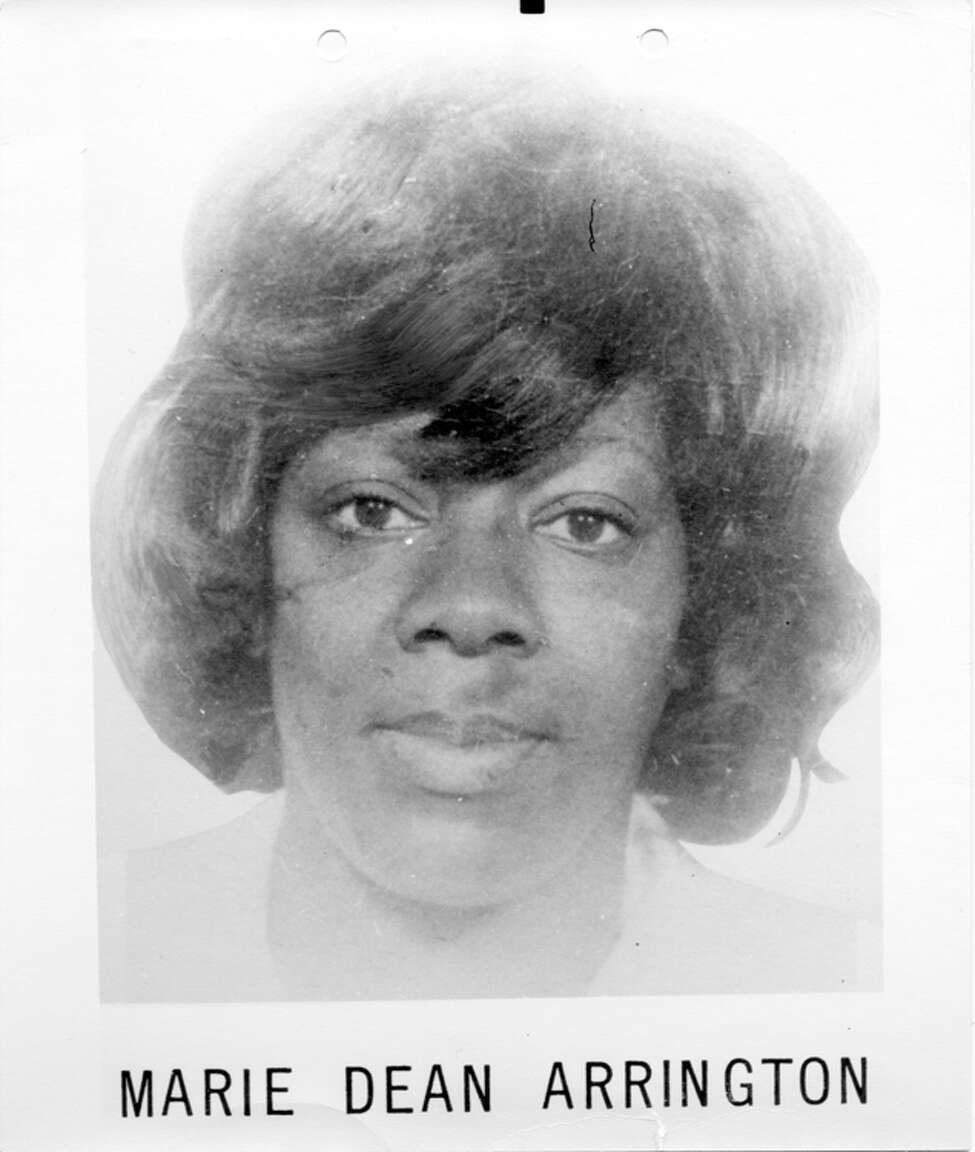 Marie Dean Arrington The second woman to be placed on the list on May 29, 1969, Arrington was wanted after she escaped a Florida facility where she was being held for murdering a legal secretary. She was apprehended in News Orleans on December 22, 1971.