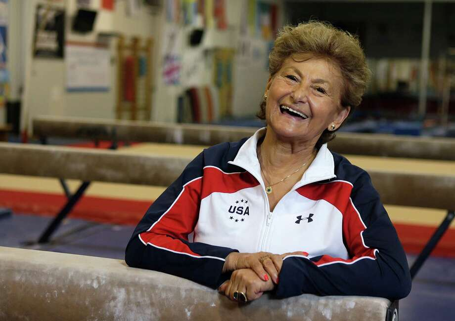 Marta Karolyi at the Karolyi Ranch near New Waverly where she and her husband, Bela Karolyi, train gymnasts, including members of the Women's National Team, Wednesday, May 4, 2016, in Houston. ( Mark Mulligan / Houston Chronicle ) Photo: Mark Mulligan, Staff / © 2016 Houston Chronicle