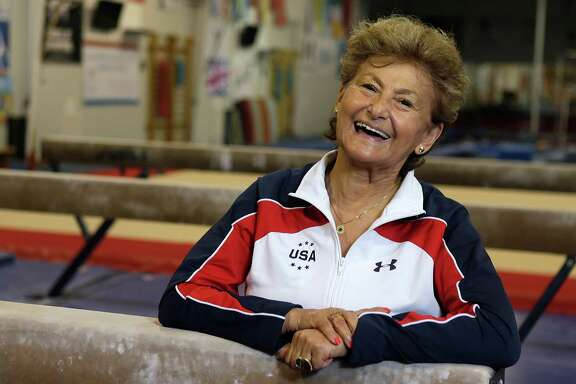 Marta Karolyi at the Karolyi Ranch near New Waverly where she and her husband, Bela Karolyi, train gymnasts, including members of the Women's National Team, Wednesday, May 4, 2016, in Houston. ( Mark Mulligan / Houston Chronicle )