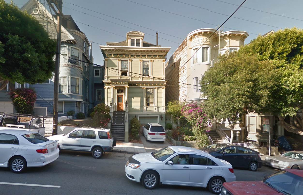 10-bedroom SF mansion offers nightmarish hug-based communal living