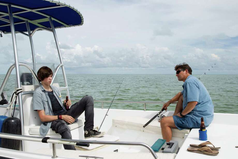 Danny's son Nolan (Owen Teague) adds to the tension engulfing John Rayburn (Kyle Chandler) and the rest of his family in Season 2 of 'Bloodline' on Netflix. Photo: Saeed Adyani/Netflix / Netflix