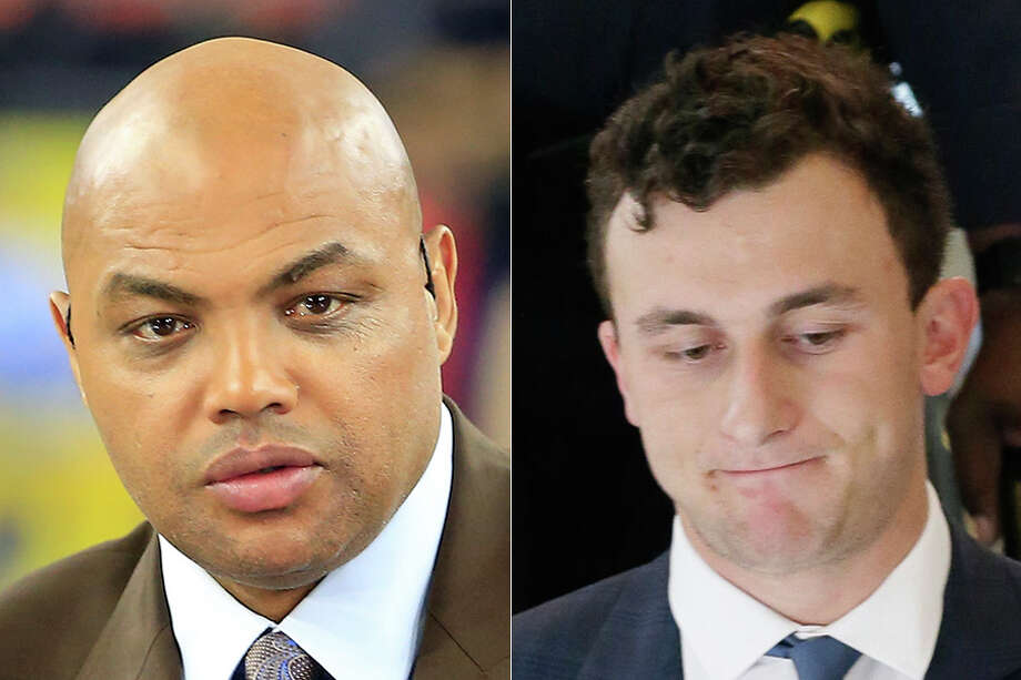 Charles Barkley says he tried to talk sense into Johnny Manziel when their paths crossed in May in Las Vegas.Click through the gallery to relive Manziel's highs and lows in football.