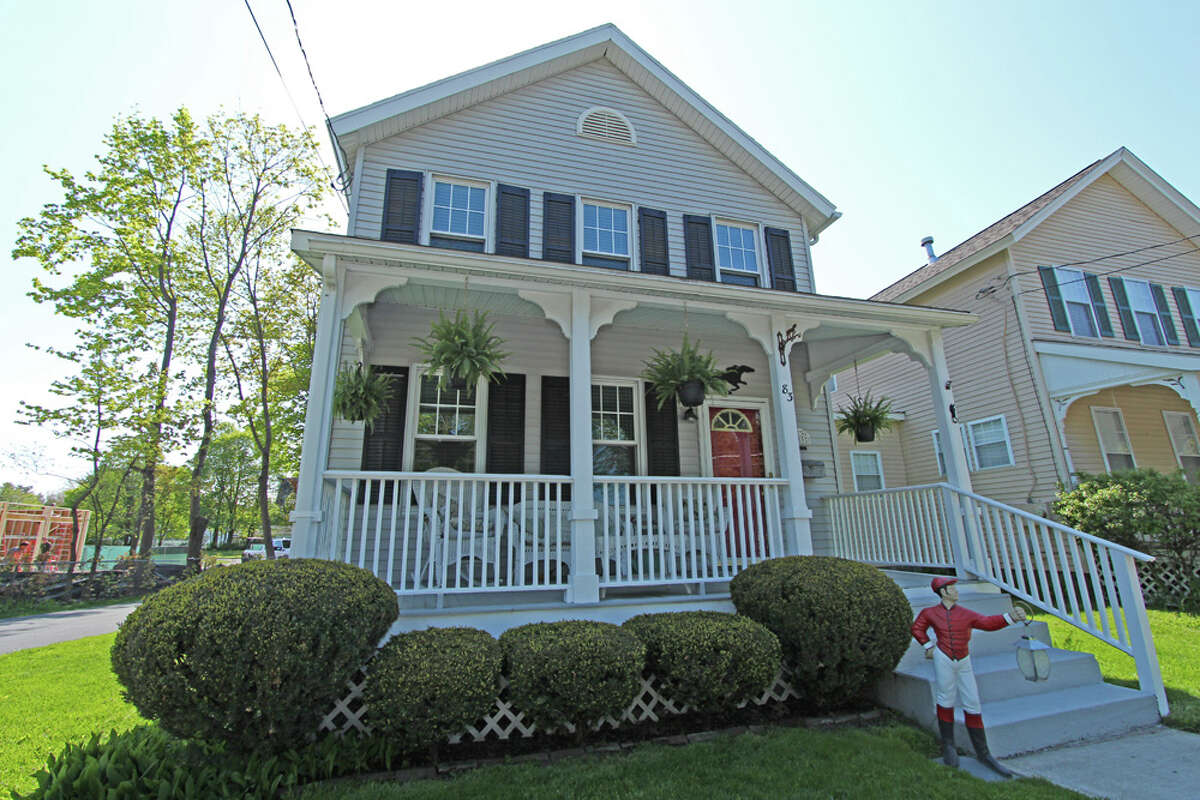 House of the Week: 83 Nelson Ave., Saratoga Springs | Realtor: Katie Nemer of Julie & Co. Realty | Discuss: Talk about this house