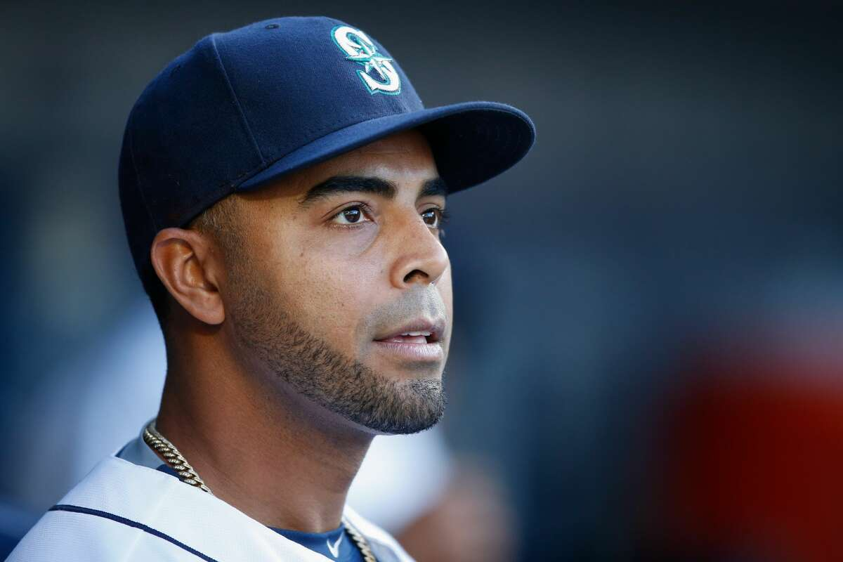 Current Seattle Mariners designated hitter/outfielder Nelson Cruz was one of the athletes featured in the very first Body Issue while a member of the Texas Rangers in 2009.
