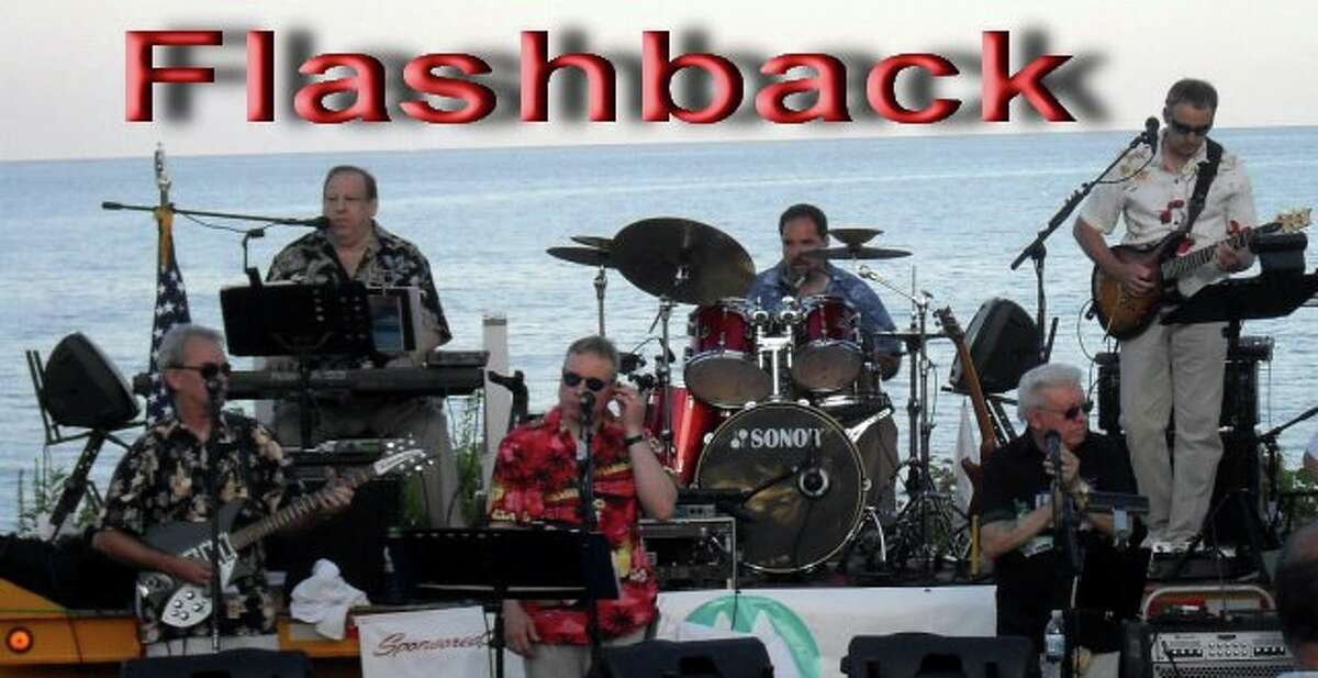 Flashback is one of Connecticut's premier oldies bands