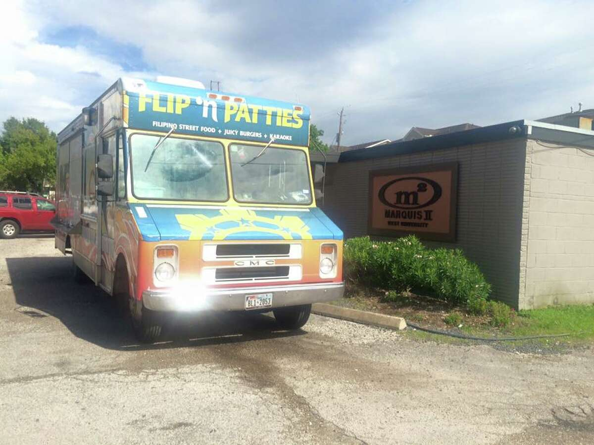 Flip 'n Patties is now doing the food menu for Lincoln Bar, 5110 Washington Ave. The food truck will continue to operate independently of Lincoln Bar. Shown: The food truck.