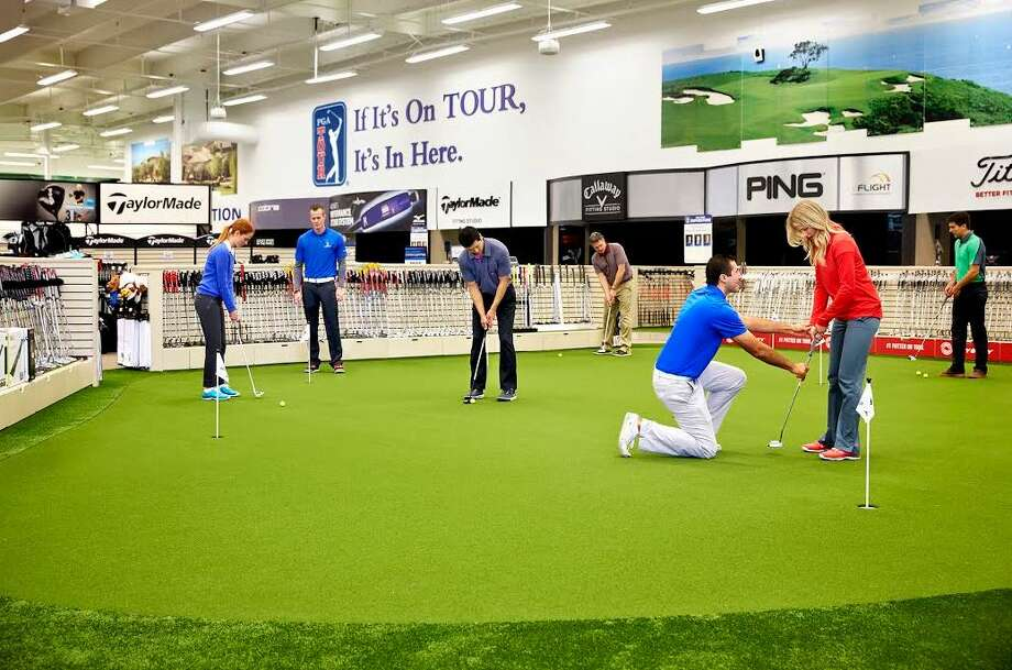 The Houston-area's first PGA Tour Superstore is scheduled to open in fall 2016 in The Woodlands. (Contributed photo)