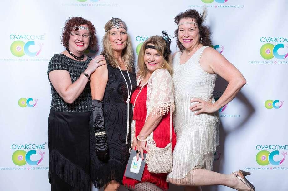 Sharon Secretan, Vicki Miller, Cindy Wendling, and Sandy Miller Photo: Art Giraldo
