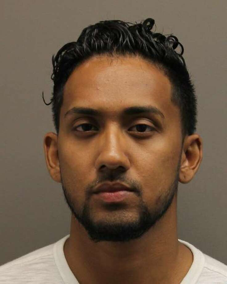 Rotterdam detectives arrested Ravi A. Sookram, 28, of 9347 214th Place, Queens Village, N.Y. on Thursday June 30, 2016, and he was charged with Leaving the Scene of a Fatal Accident, a class D felony.  (Rotterdam police photo)