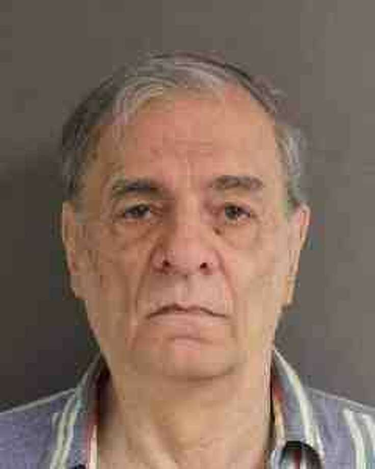 Gerald F. Garrity is accused of following women around at local retail stores. (Saratoga County Sheriff's office photo)