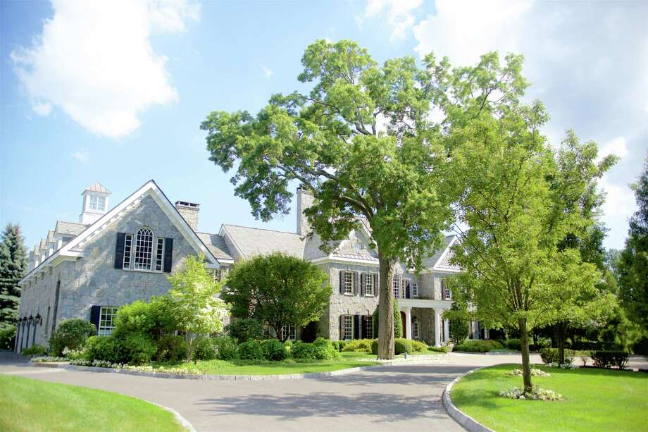 The house at 12 Valley Road is the most expensive real estate listing in Norwalk. Photo: Danielle Robinson Calloway / For Hearst Connecticut Media / Connecticut Post Freelance