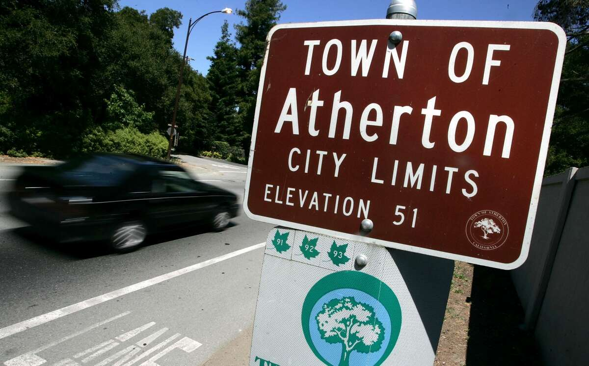 Atherton Median household income: $250,000+ Population: 7,238 Persons in poverty: 4.5%