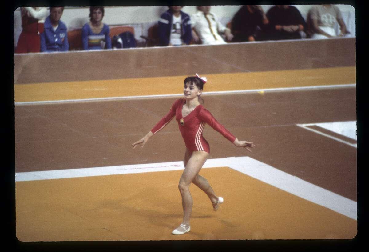 Teodora Ungureanu Won three Olympic medals for Romania in 1976.