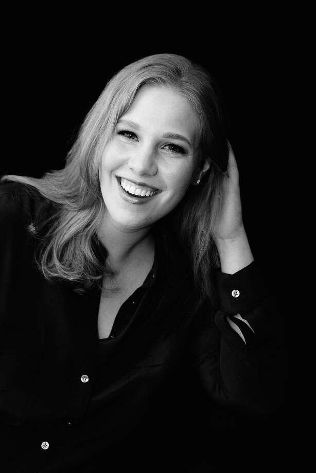 Soprano Sarah Cambidge Photo: Courtesy Merola Opera Program